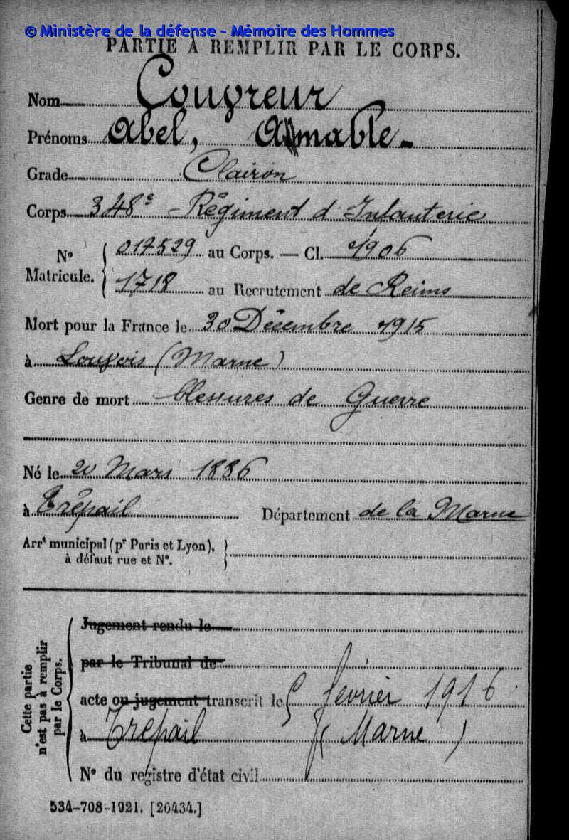 documents de famille Archiv11