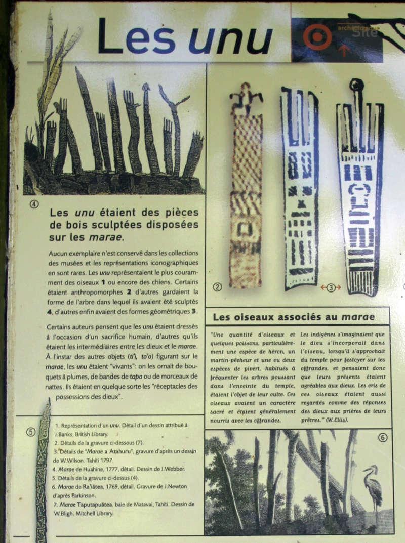 [Papeete] PAPEETE HIER ET AUJOURD'HUI - Page 5 Marae_10