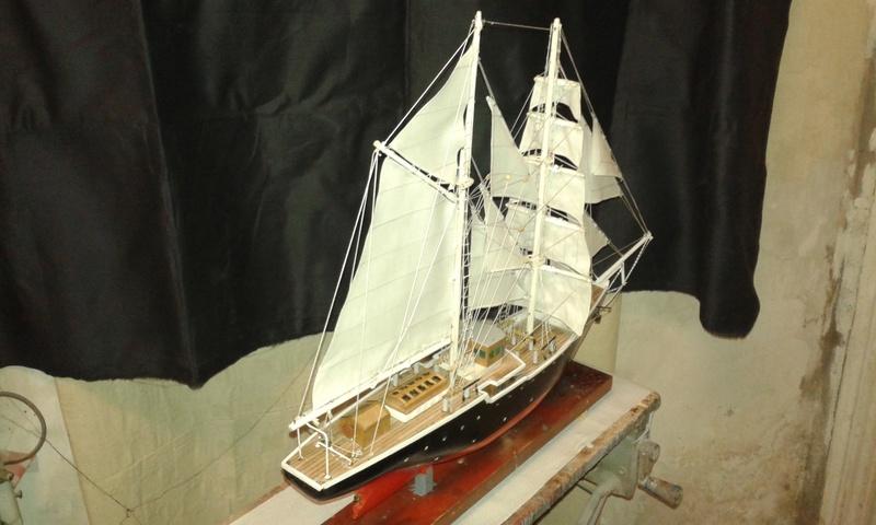nave - BRIGANTINO  NAVE ITALIA - Pagina 2 20170917