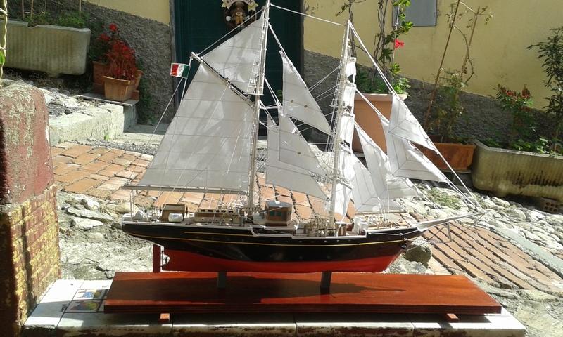 nave - BRIGANTINO  NAVE ITALIA - Pagina 2 20170919
