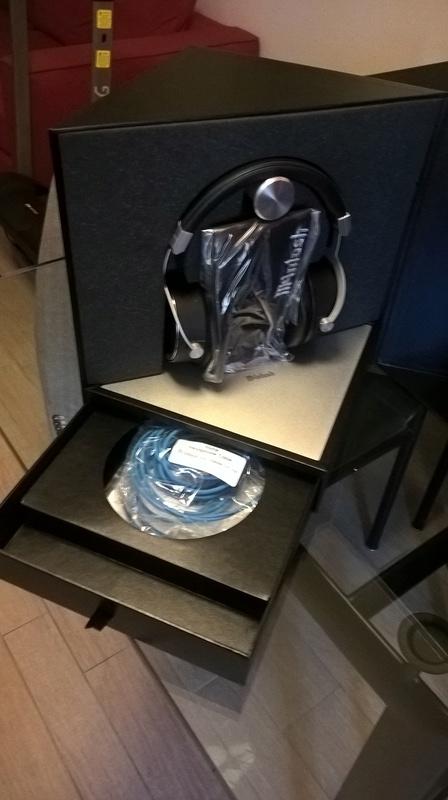 McIntosh MHP1000 Vs/ Sennheiser HD800S Wp_20111