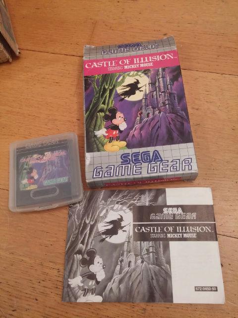 [VDS] Jeux Sega Gamegear 20150410