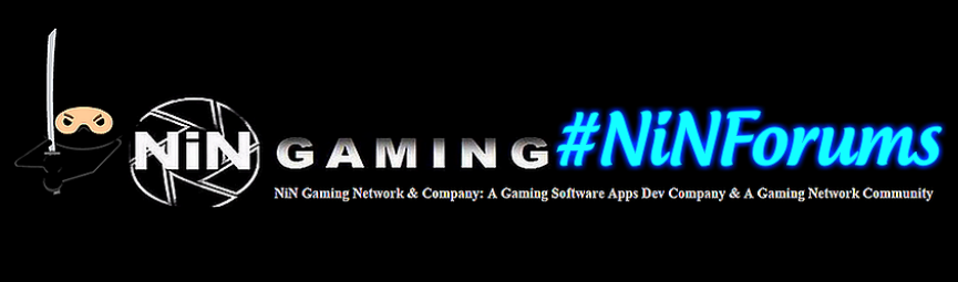 My NiN Gaming Network & Company Studios iNiN Portal Forums Account