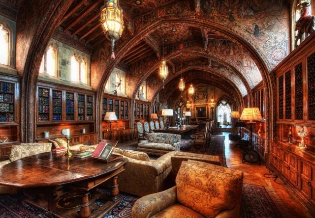 Vous l'imaginez comment cette bibliothèque? - Page 2 Hurstl10