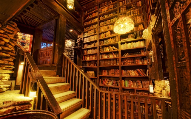 Vous l'imaginez comment cette bibliothèque? - Page 3 Privat10