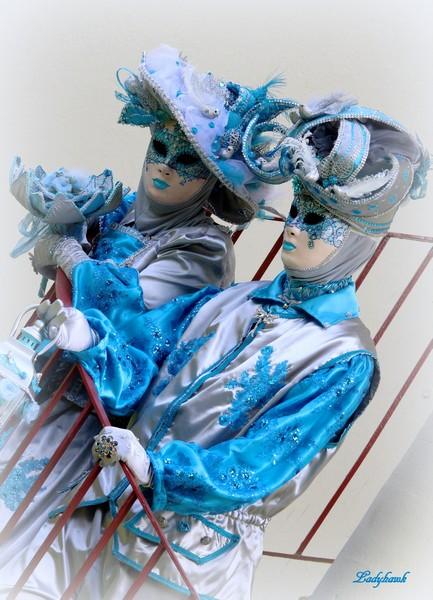 carnaval vénitien Bleu_c10