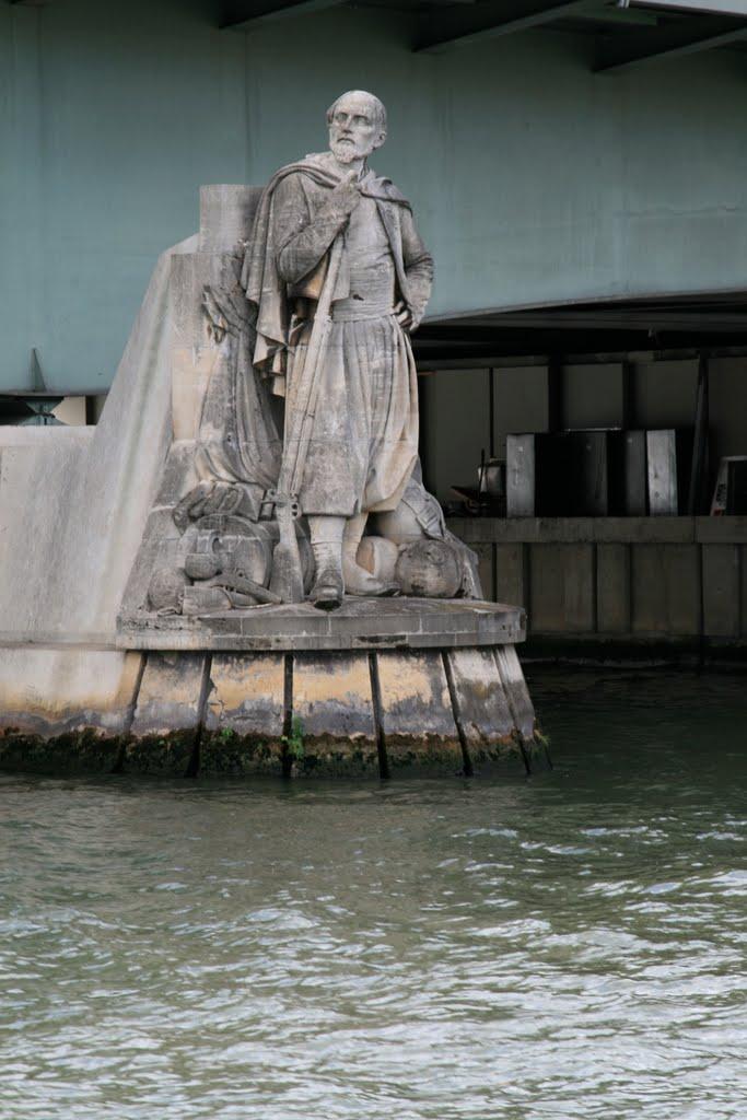 Street View : Sous les ponts de Paris. 47270610