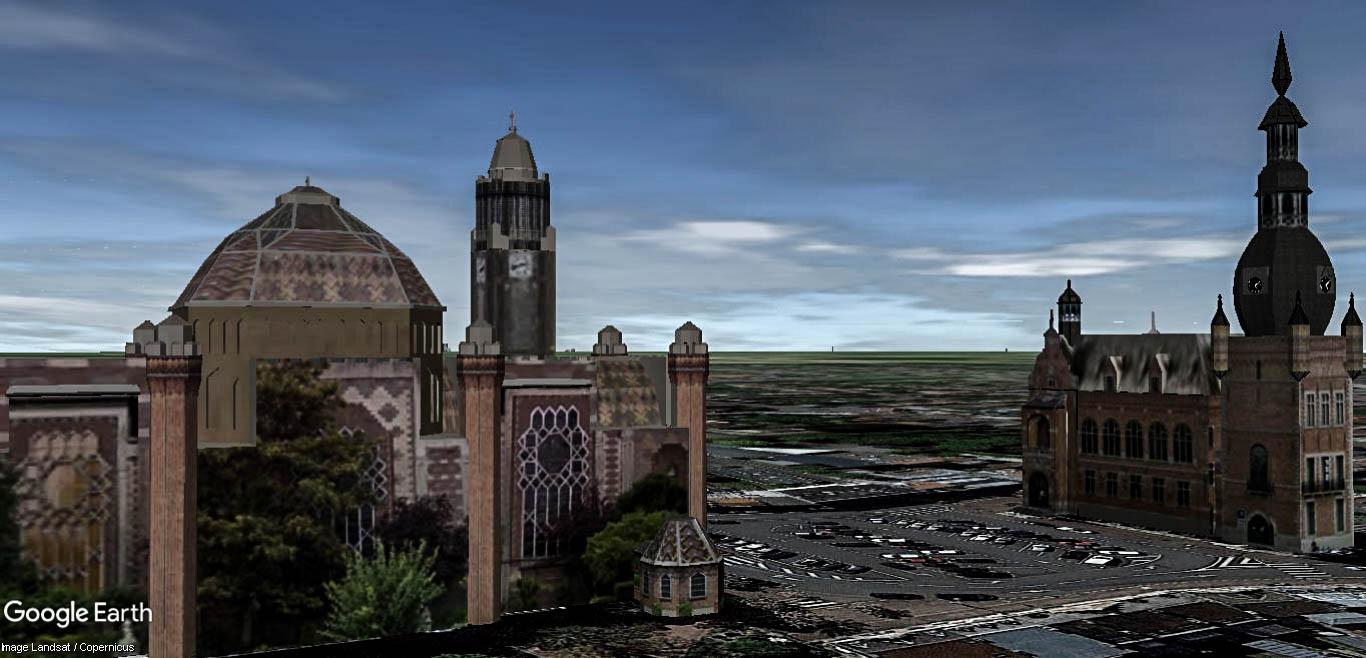 [Résolu] Ma ville est floue dans Google Earth quand je zoome ! Comine10