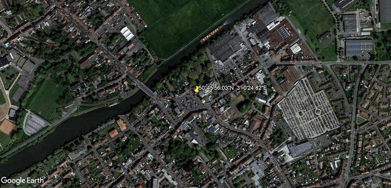 [Résolu] Ma ville est floue dans Google Earth quand je zoome ! Comine11