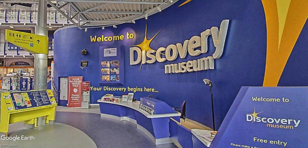 STREET VIEW : les musées en visite virtuelle - Page 9 Discov11