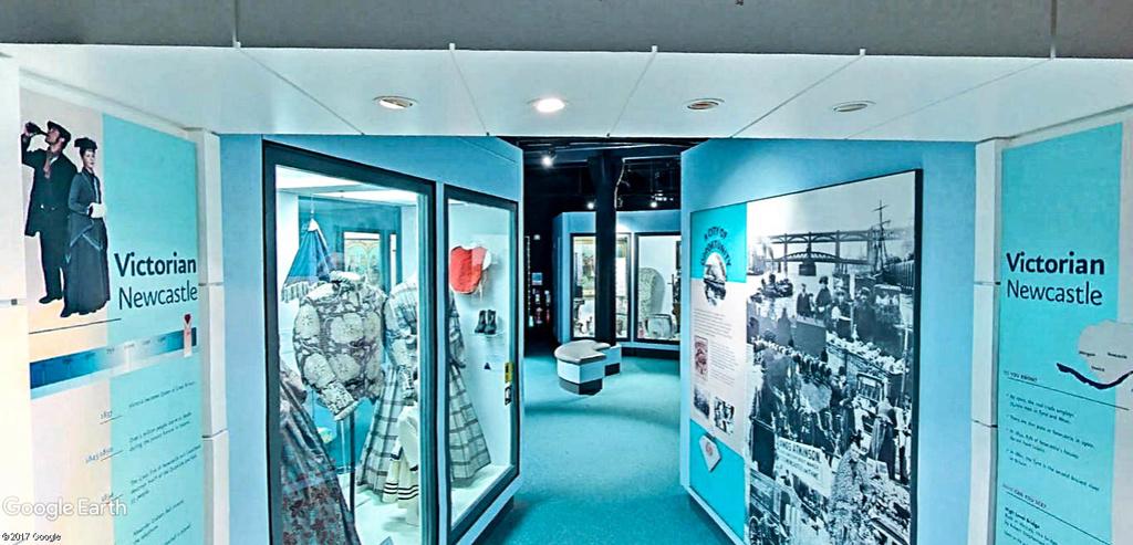 STREET VIEW : les musées en visite virtuelle - Page 9 Discov17
