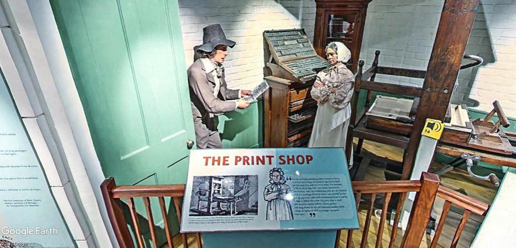STREET VIEW : les musées en visite virtuelle - Page 9 Discov20
