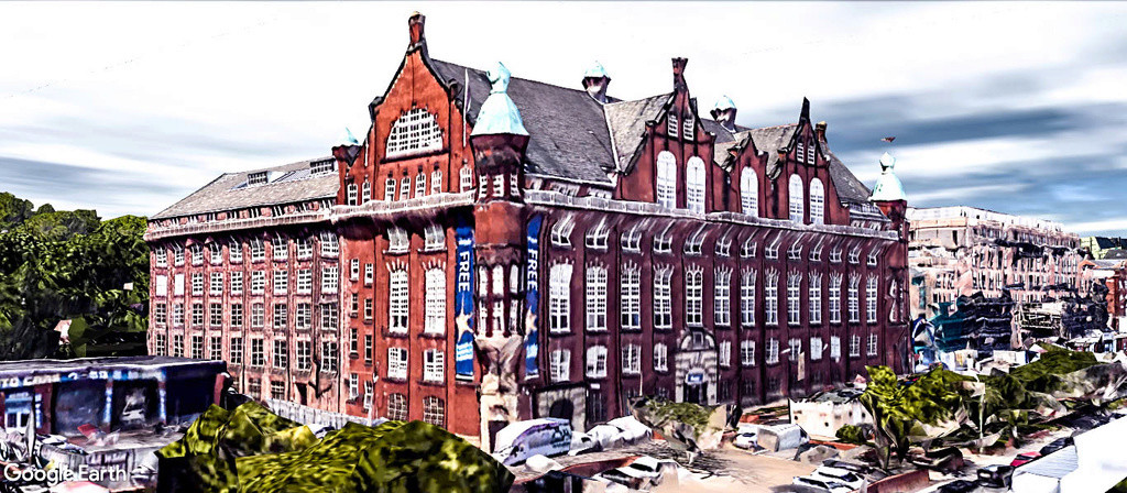 STREET VIEW : les musées en visite virtuelle - Page 9 Discov21