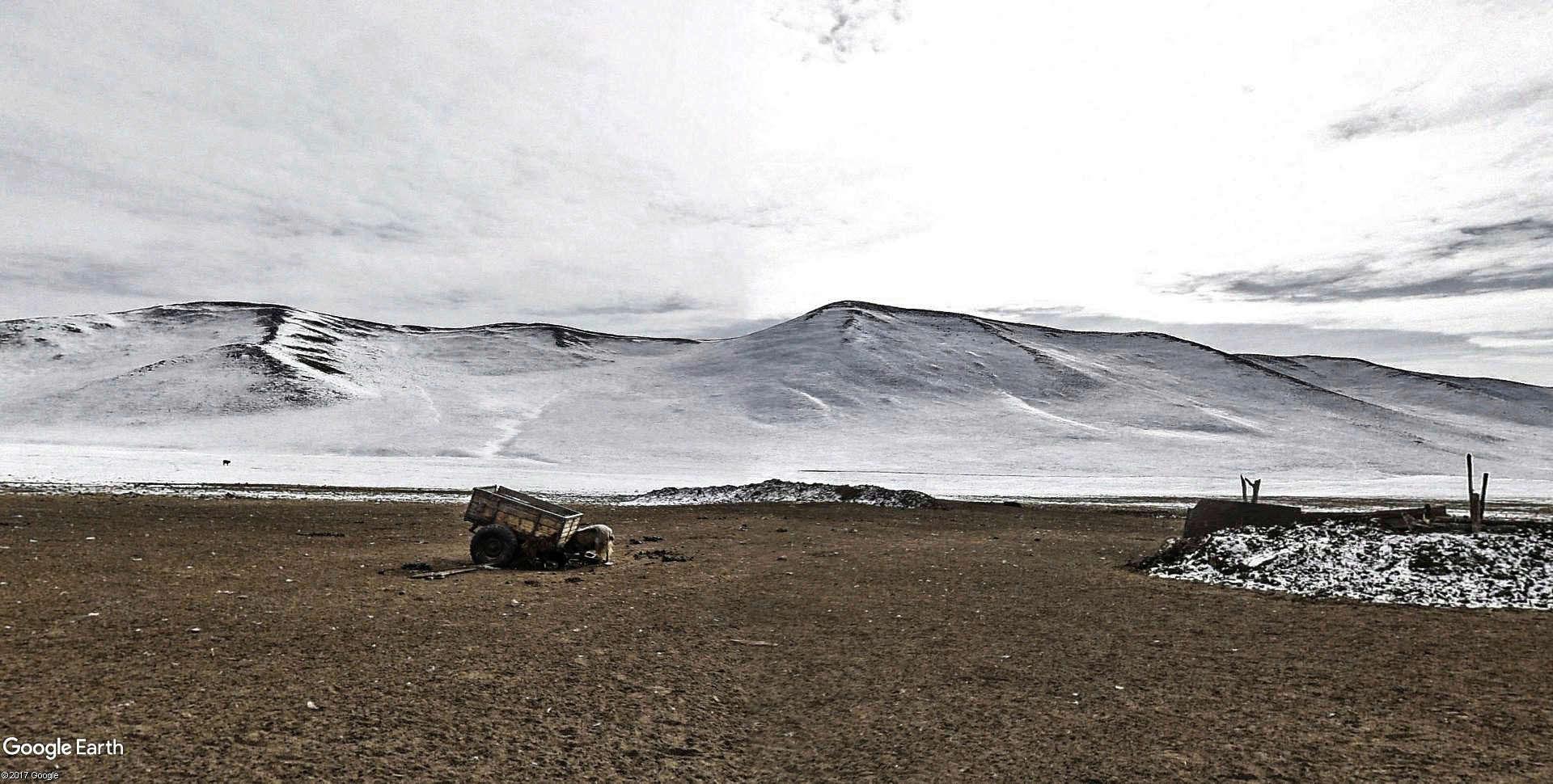 Yourtes en Mongolie Emchii20