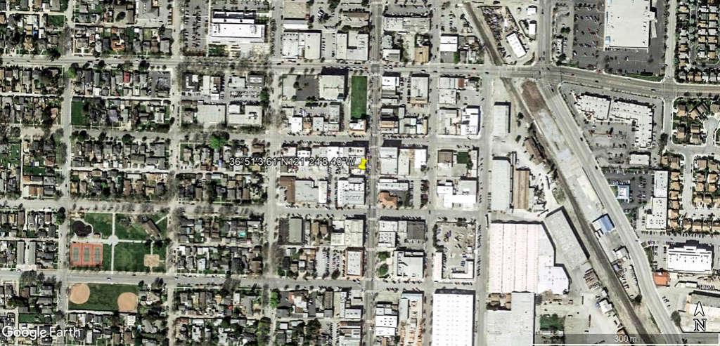 Lieux de tournages de films vus avec Google Earth - Page 32 Johnny10