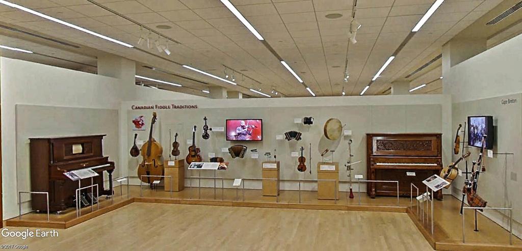 Le plus grand musée d'instruments de musique au monde ( Musical Instrument Museum) à Phoenix en Arizona aux USA. Musye_15