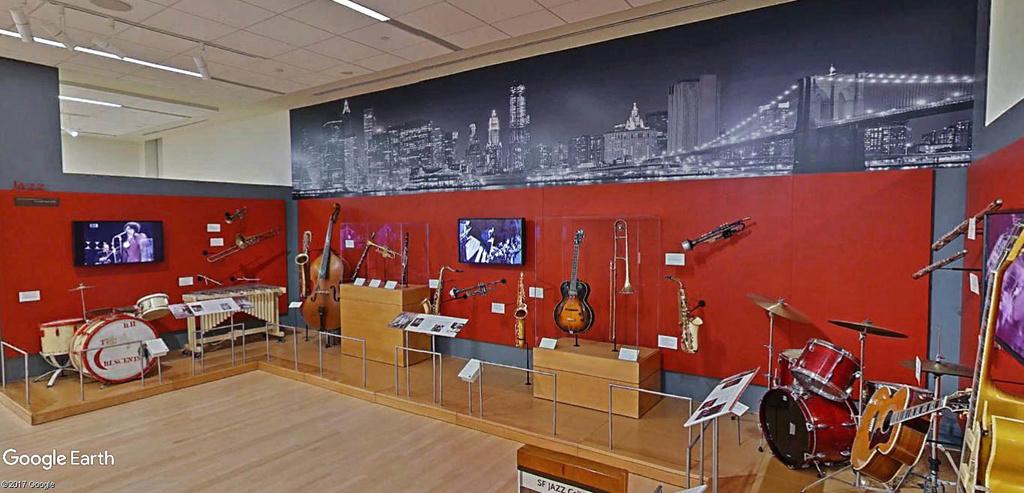 Le plus grand musée d'instruments de musique au monde ( Musical Instrument Museum) à Phoenix en Arizona aux USA. Musye_16