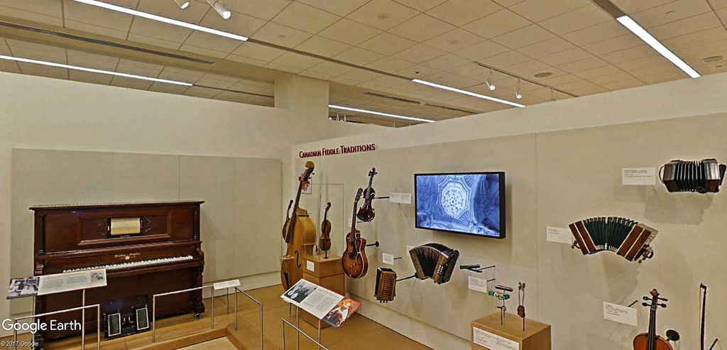 Le plus grand musée d'instruments de musique au monde ( Musical Instrument Museum) à Phoenix en Arizona aux USA. Musye_17