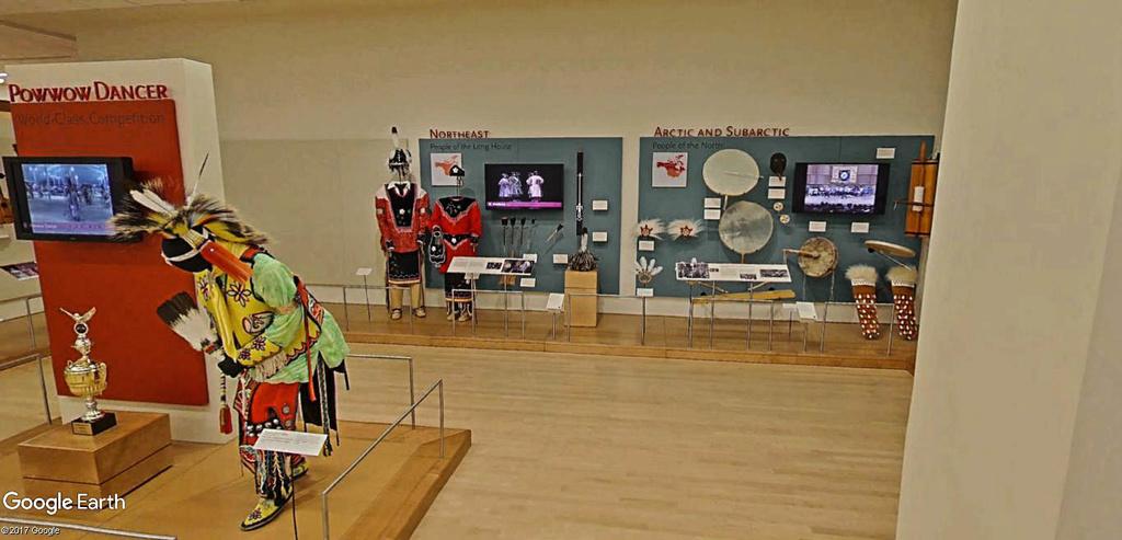 Le plus grand musée d'instruments de musique au monde ( Musical Instrument Museum) à Phoenix en Arizona aux USA. Musye_23
