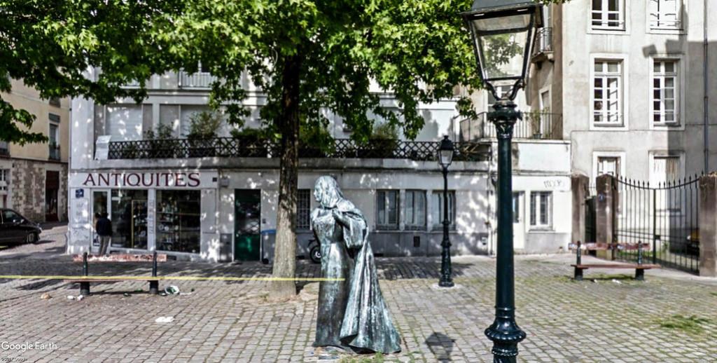 Zinneke - STREET VIEW : les sculptures - Page 4 Statue10