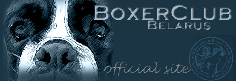 Welcom to Belorussian Boxer Club Forum