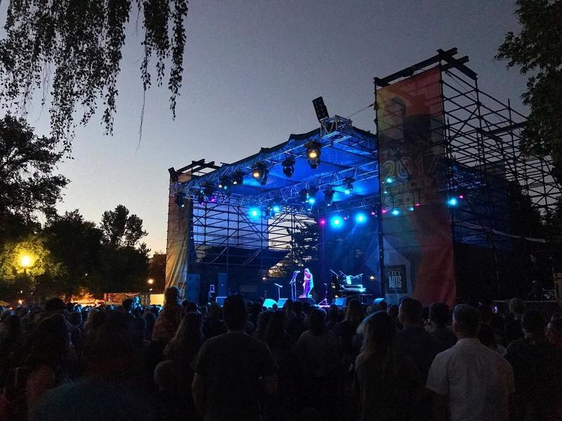8/17/17 - Salt Lake City, UT, Pioneer Park 1712