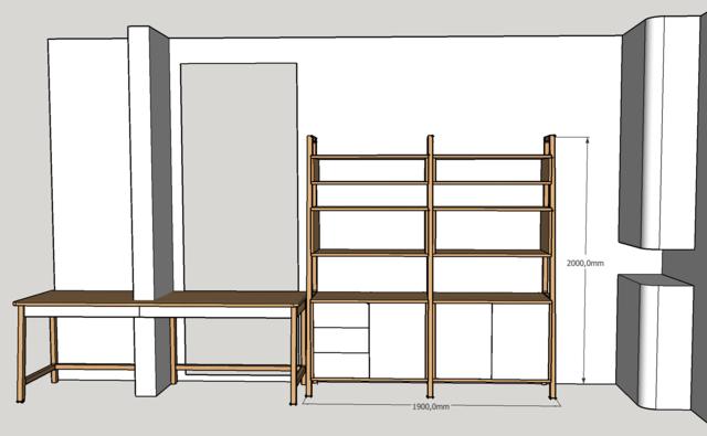 Ensemble bureau/meuble bas/bibliothèque - Page 3 Captur10