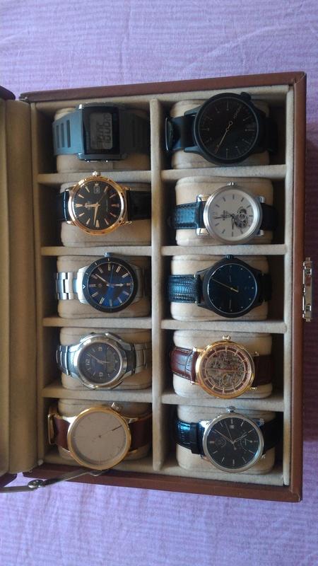 collection - Ma collection de montres de tous les jours. - Page 3 P_201714