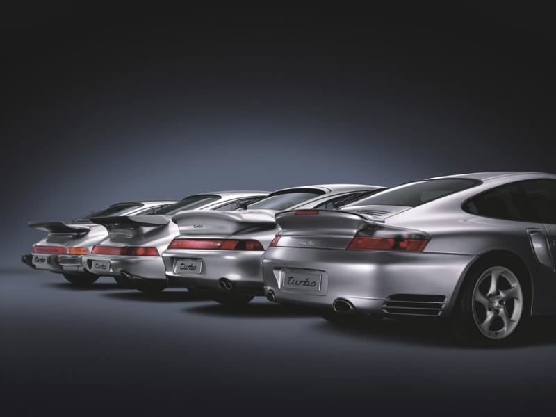 connue mais toujours sympa : evolution des modèles turbo Famous10
