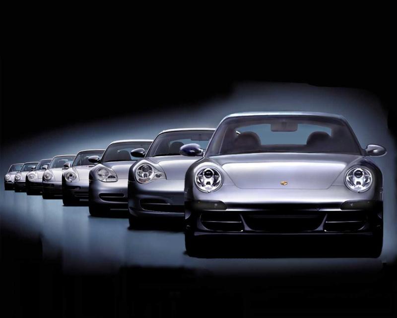 connue mais toujours sympa : evolution des modèles turbo Porsch11