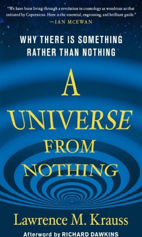 Krauss - a universe from nothing Nothin10