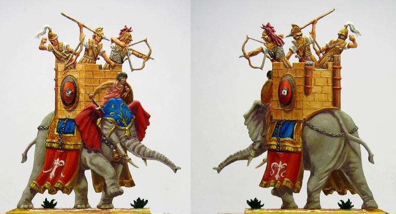 Elephant de guerre Carthaginois Elepha10