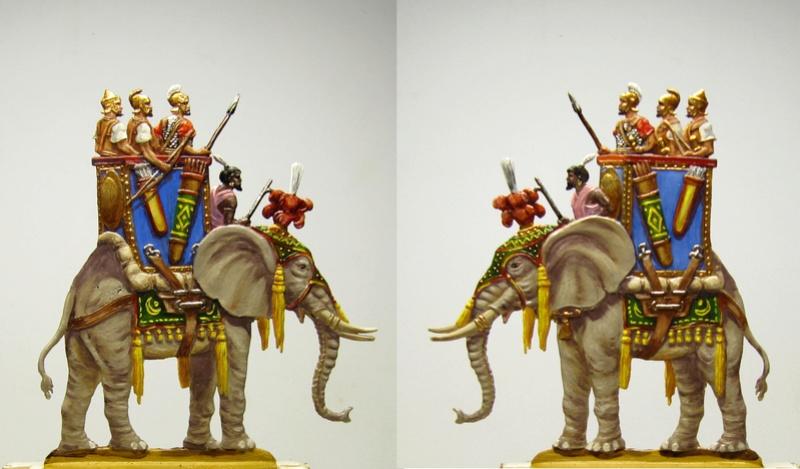 Elephant de guerre Carthaginois Gottst10