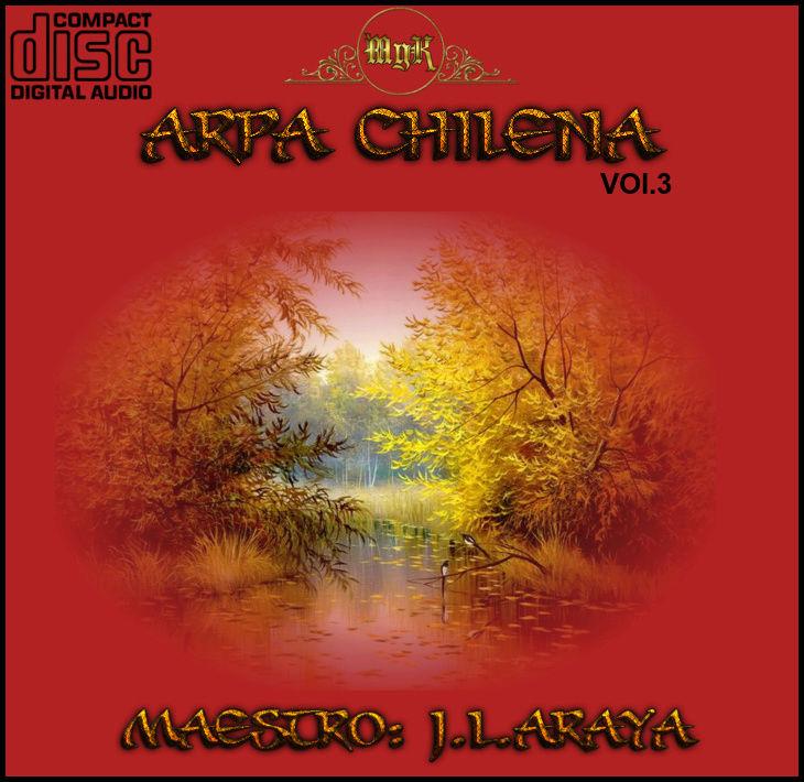 Cd   Maestro Josè Luis araya -Arpa chilena Vol.3 Arpa_c11