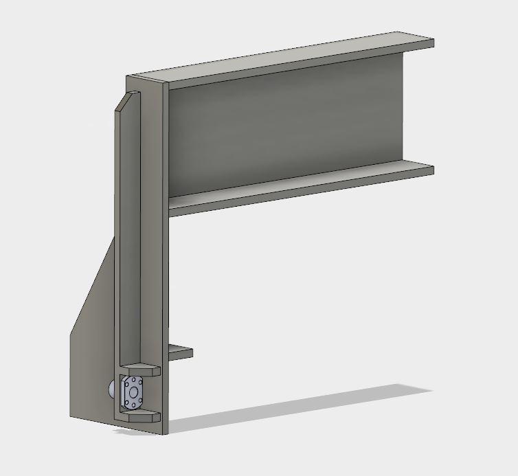 Ma future machine CNC Poutre10