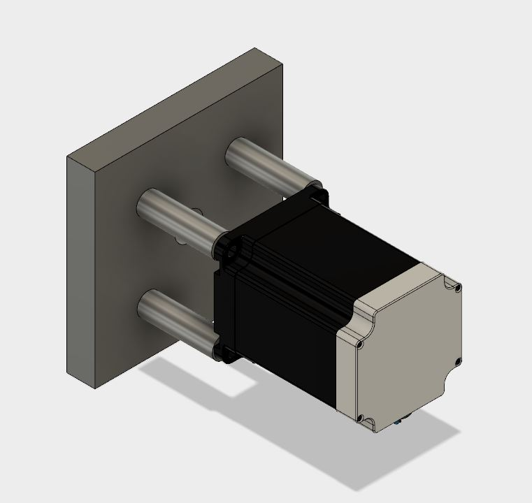 Ma future machine CNC Stpper10