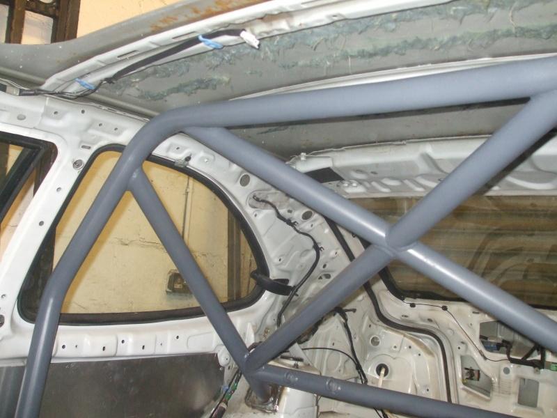 Bridgy's E10 hatch build. Cage10