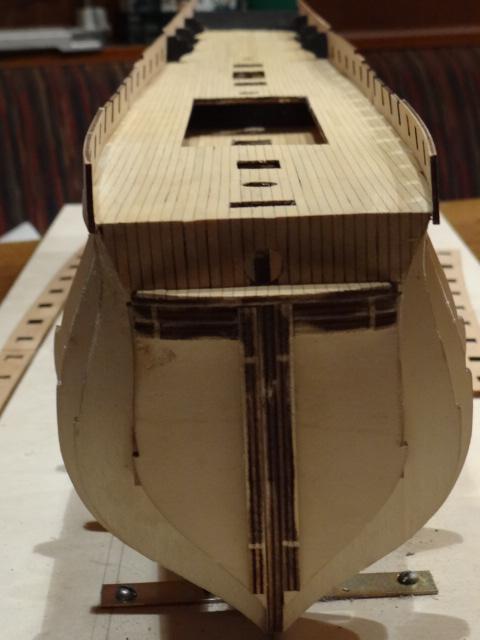 Rolf52 Baubericht zur Santissima Trinidad von OcCre Dsc01410