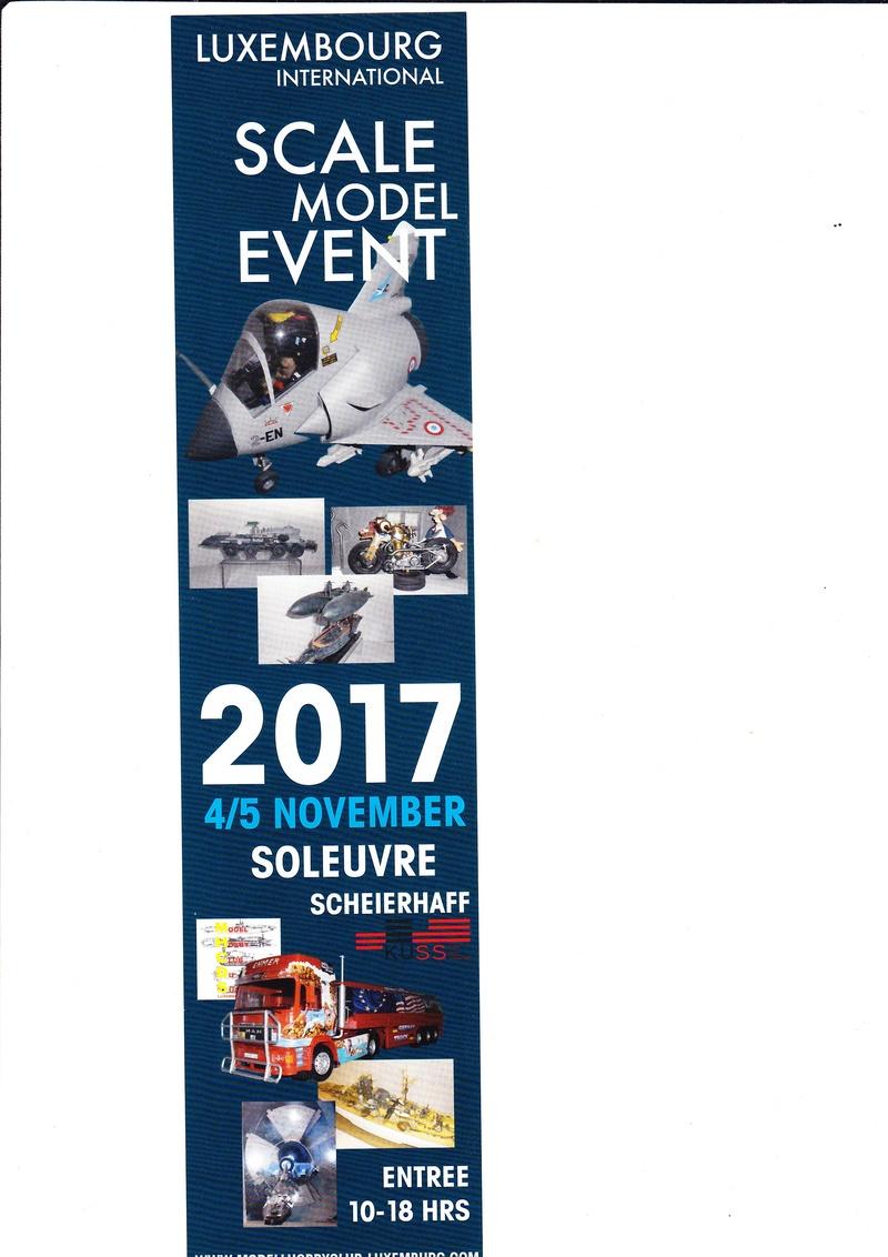 Grande Exposition Modèles réduits à Belvaux (Luxembourg) le 4 et 5 novembre 2017 Scn_0010