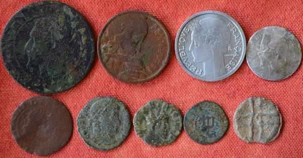 poids monétaire original  10710