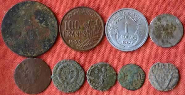 poids monétaire original  107b10