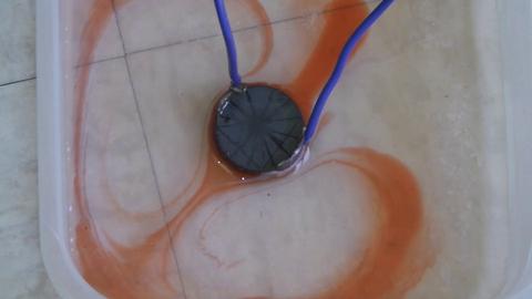 Hydrodyne cylindrique et accélérateur pariétal Accele10