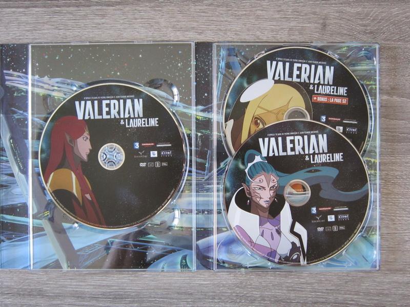 Les DVD et Blu Ray que vous venez d'acheter, que vous avez entre les mains - Page 6 Digipa25