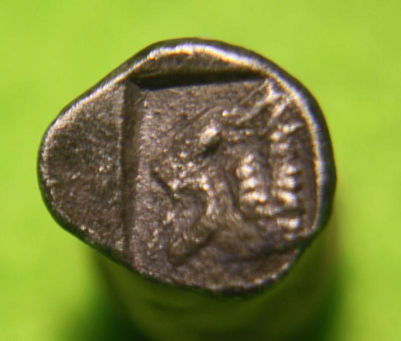 carré creux de Marseille griffon à gauche et lion à gauche. Img_1715