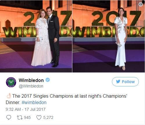 WIMBLEDON 2017: les photos et vidéos  - Page 12 Untit228