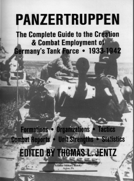 Panzertruppen - The complete guide to the création & combat employment of the Germany's tank force. 1933-1942. Schiff10