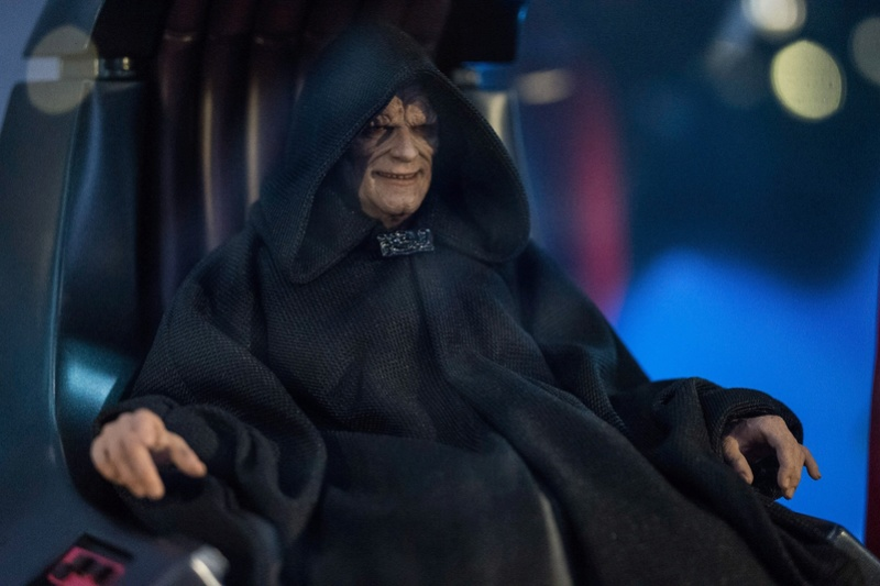 MMS???: Star Wars: Return of The Jedi -Emperor Palpatine 20369810