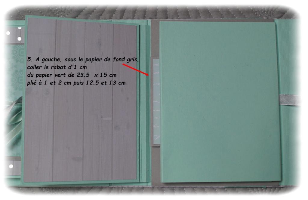 """Pas à pas Mini album """"Avec toi"""" 4ème trimestre 18 Dsc00070"""