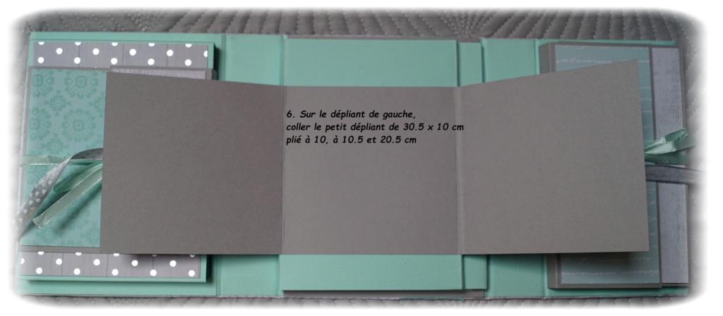 """Pas à pas Mini album """"Avec toi"""" 4ème trimestre 18 Dsc00071"""