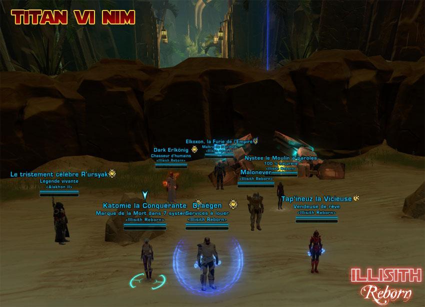 ILLISITH - Forum de la guilde illisith Reborn - Serveur Leviathan - Portail Darvan17